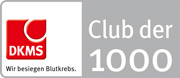 DKMS - Club der 1000