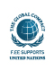The Global Compact - F.EE supprts United Nations